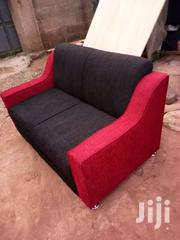 Red And Black Sofa | Furniture for sale in Greater Accra, Adenta Municipal