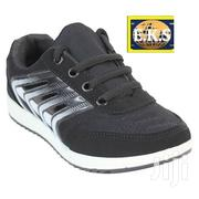 Black/White Low Top Lace-up Sneakers | Children's Shoes for sale in Western Region, Shama Ahanta East Metropolitan