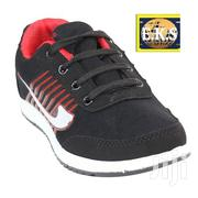 Black/Red Lace Up Sneakers | Children's Shoes for sale in Western Region, Shama Ahanta East Metropolitan