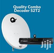 Quality S2T2 Combo Decoder Full Set   TV & DVD Equipment for sale in Greater Accra, Achimota