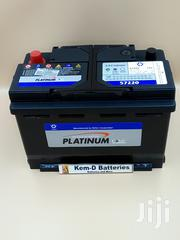 15 Plates Platinum Car Battery + Free Door Step Delivery | Vehicle Parts & Accessories for sale in Greater Accra, Alajo