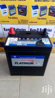 11 Plates Platinum Car Battery + Free Door Step Delivery | Vehicle Parts & Accessories for sale in Greater Accra, Dzorwulu
