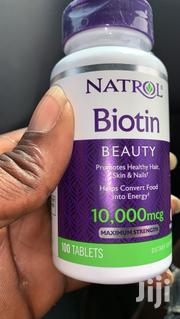 Natrol Biotin 10000mcg | Vitamins & Supplements for sale in Greater Accra, East Legon (Okponglo)
