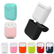 Multiple Colors Apple Airpod Silicone Cover Water -Resistant Cases | Accessories for Mobile Phones & Tablets for sale in Greater Accra, Accra Metropolitan