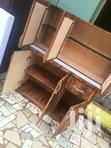 Top and Down Kitchen Cabinet Available Pls. Free Delivery | Furniture for sale in Alajo, Greater Accra, Ghana
