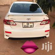 Toyota Corolla 2013 White | Cars for sale in Eastern Region, Kwahu South