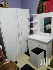 Quality 2in1 Wardrobe With A Dressing Mirror For Sell | Furniture for sale in Greater Accra, Dansoman