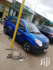 Kia Picanto 2010 1.1 EX Automatic Blue | Cars for sale in Greater Accra, Abossey Okai