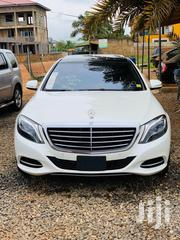 Mercedes-Benz S Class 2016 4dr Sedan White   Cars for sale in Greater Accra, East Legon