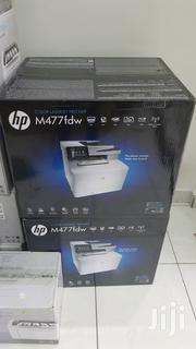 HP Laserjet Pro MFP M477fdw Printer Color | Computer Accessories  for sale in Greater Accra, Kokomlemle