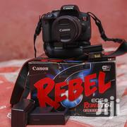 Canon 750d or T6i Rebel With Battery Grip and 3 Batteries | Cameras, Video Cameras & Accessories for sale in Greater Accra, Achimota