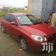 Hyundai Elantra 2007 2.0 Red | Cars for sale in Upper West Region, Wa Municipal District