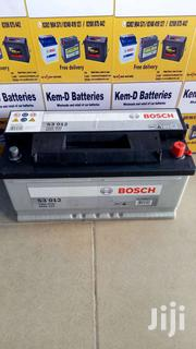 Quality Bosch Car Battery 17 Long Type + Free Delivery | Vehicle Parts & Accessories for sale in Eastern Region, Asuogyaman