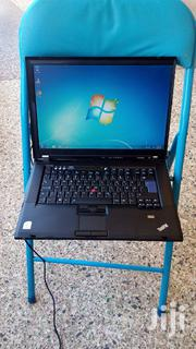 Laptop Lenovo ThinkPad T61 2GB Intel Core 2 Duo HDD 60GB | Laptops & Computers for sale in Greater Accra, Dansoman