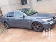 BMW 525i 2005 Gray   Cars for sale in Greater Accra, East Legon