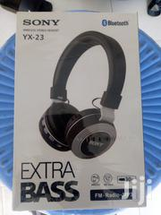 Sony YX 23 Wireless Headset | Audio & Music Equipment for sale in Greater Accra, Accra Metropolitan