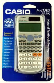 Casio FX 115ES Plus Scientific Calculator Natural Textbook Display | Stationery for sale in Greater Accra, Achimota