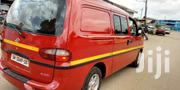 Hyundai H200 Red | Buses for sale in Greater Accra, Darkuman