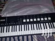 Akai Studio Keyboard And Speakers And Stand | Musical Instruments for sale in Greater Accra, Ga East Municipal