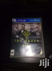 Ps4 CD The Order 1886 | Video Games for sale in Greater Accra, Ashaiman Municipal
