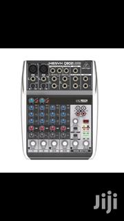 Sound Card/Behringer Xenyx Q802 Usb Recording Mixer | Audio & Music Equipment for sale in Greater Accra, Cantonments