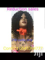 Peruvian Kinky Curls Sealed Wig | Hair Beauty for sale in Greater Accra, Nungua East