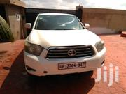 Toyota Highlander 2008 White | Cars for sale in Greater Accra, Adenta Municipal