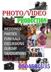Sir Sam Video Production | Cameras, Video Cameras & Accessories for sale in Central Region, Agona West Municipal