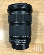 Canon EF 24-105mm F/4 L IS USM Lens For Canon EOS SLR Cameras | Cameras, Video Cameras & Accessories for sale in Greater Accra, Darkuman