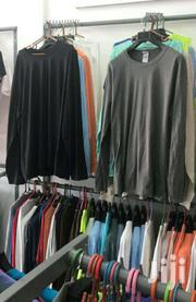 Plain T-shirts Long Sleeves | Clothing for sale in Greater Accra, East Legon