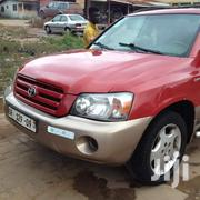 Toyota Highlander 2009 Red | Cars for sale in Greater Accra, Odorkor
