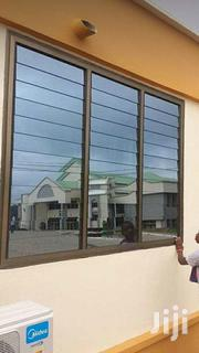Aluminium Louvers Window ( Work) | Windows for sale in Greater Accra, Accra Metropolitan