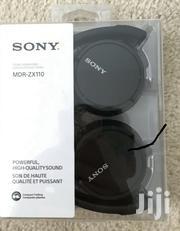 New SONY Zx110 Headphones | Audio & Music Equipment for sale in Greater Accra, Labadi-Aborm