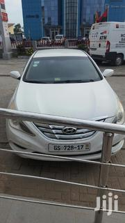 Hyundai Sonata 2012 White | Cars for sale in Greater Accra, Airport Residential Area