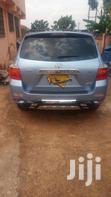 Toyota Highlander Limited 2009 Blue | Cars for sale in Achimota, Greater Accra, Ghana