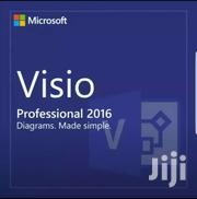 Full Microsoft Visio 2016 For PC | Computer Software for sale in Greater Accra, Roman Ridge