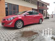 Hyundai Elantra 2015 Red | Cars for sale in Greater Accra, North Kaneshie