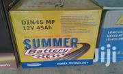11 Summer Car Battery Free Delivery | Vehicle Parts & Accessories for sale in Greater Accra, Kokomlemle