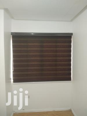 Wooden Color Curtain Blinds