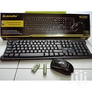 Banda Wireless Keyboard With Mouse | Computer Accessories  for sale in Greater Accra, Accra Metropolitan