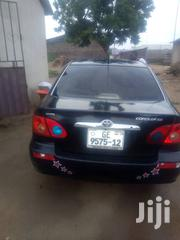 Toyota Corolla 2009 1.8 Advanced Black | Cars for sale in Central Region, Agona West Municipal