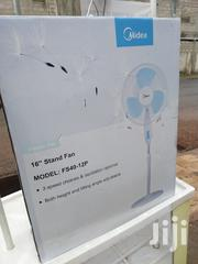 """Midea Stand Fan 16"""" 
