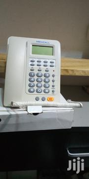 MIRACALL Land Line Phone | Home Appliances for sale in Greater Accra, Ashaiman Municipal