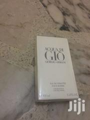 Acqua Di Gio Pour Homme  EDT  3.4 Oz  (100ml) | Makeup for sale in Greater Accra, Dzorwulu