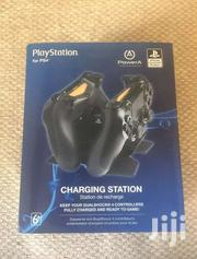 Sony Move Charging Station With Dualshock 4 Adapters | Toys for sale in Greater Accra, Nii Boi Town