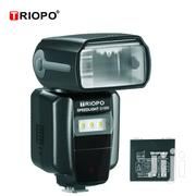 Triopo G1800 High Speed, TTL Universal Speedlight With Trigger | Cameras, Video Cameras & Accessories for sale in Greater Accra, Accra Metropolitan