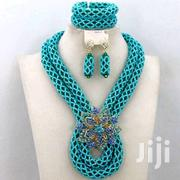 Beaded Necklace and Slippers | Jewelry for sale in Western Region, Wassa West