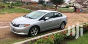 Honda Civic 2012 EX Sedan Silver | Cars for sale in Greater Accra, East Legon