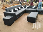 Quality Leather Sofa | Furniture for sale in Greater Accra, Adenta Municipal