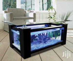 Aquarium Centre Table